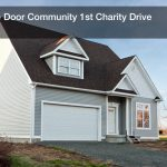 Garage Door Community 1st Charity Drive Winner
